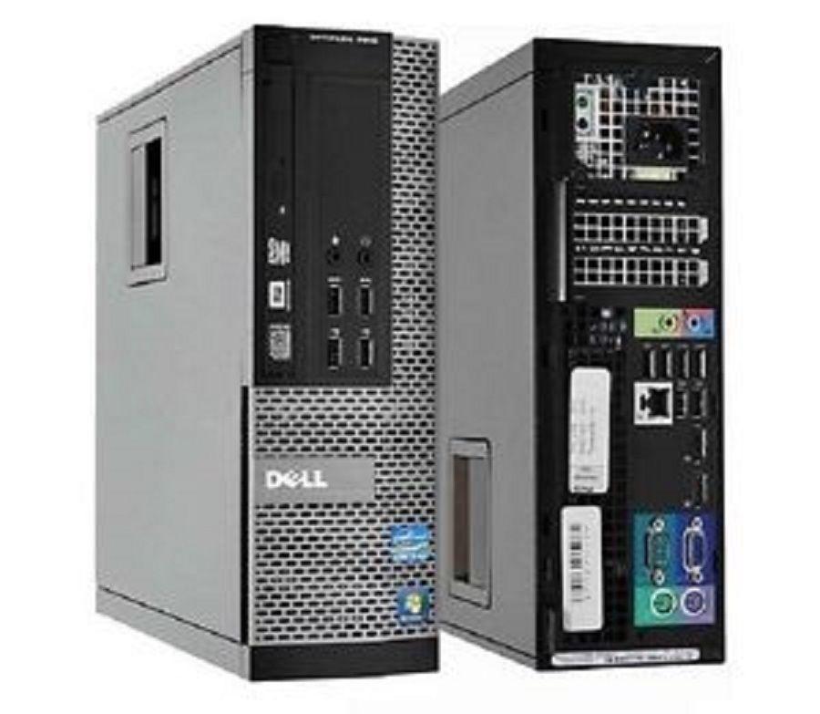 Dell OptiPlex 7010 SFF Intel® Core™ i5-3470 3rd Gen 3 2G Hz 4 GB 1TB
