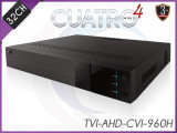 HD TVI 32CH DVR 5-IN-1 (Require Hard Drive)