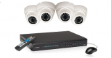 4 1080P CAMS + 8 CHN DVR